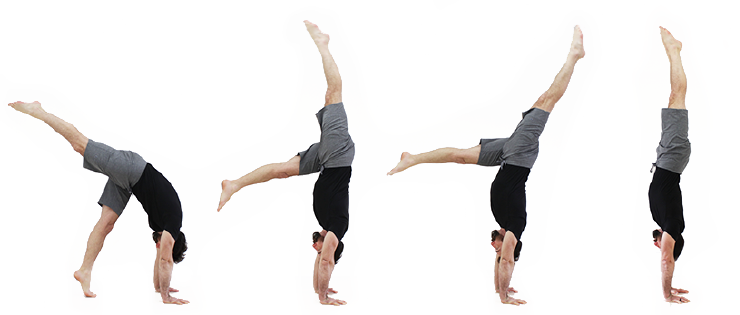 Handstands are for everyone! Here's how to learn them