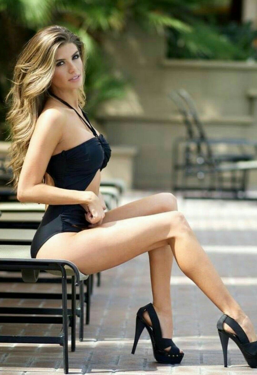 Nice Legs And Heels