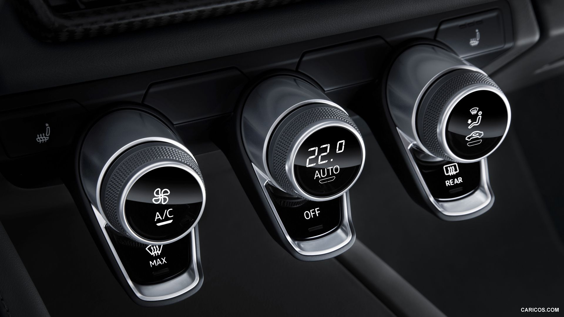 2016 Audi R8 V10 Plus Interior Detail HD audi r8