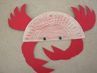 Paper Plate Craft Preschool Ocean Ocean Animals Lazarus & Marvellous Paper Plate Ocean Animals Pictures - Best Image Engine ...