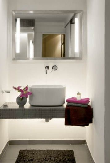 Small Simple Wash Area With Images Washbasin Design House