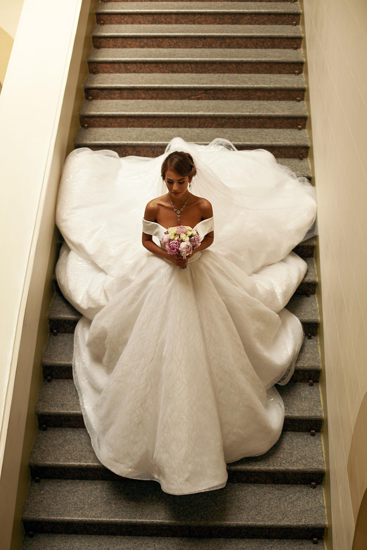 Final Sale Us6 Uk10 Eu38 Cinderella Wedding Dress Full