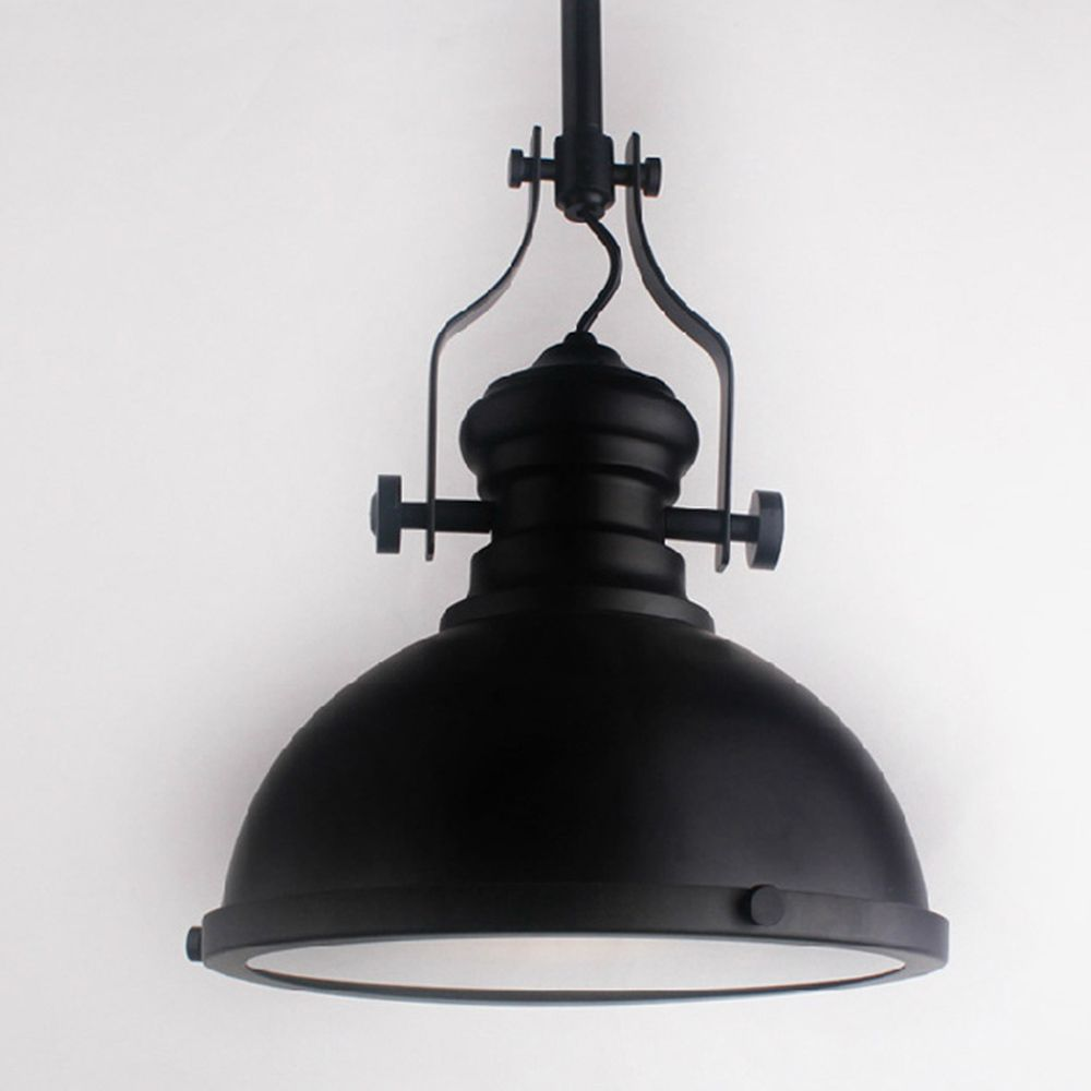 Ordinary Black Industrial Light Part - 9: Find More Pendant Lights Information About Loft America Country Industrial  Black Pendant Light Bar Cafe Droplight