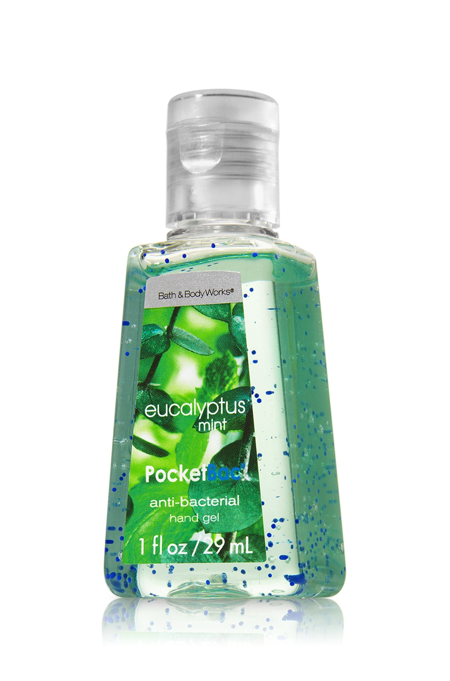 Eucalyptus Mint Pocketbac Sanitizing Hand Gel Anti Bacterial
