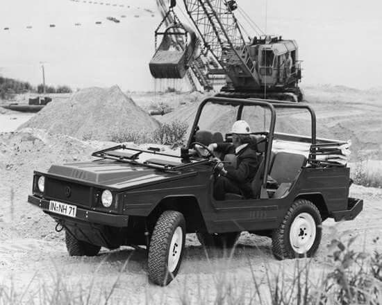 1980 - VW ILTIS