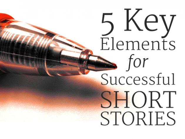 Short story editing service