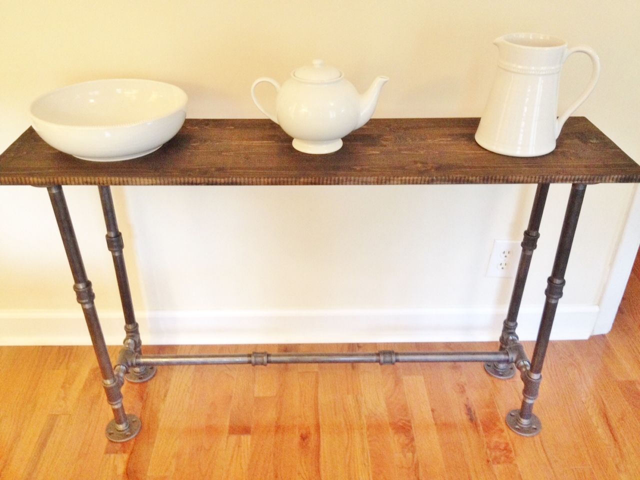 Console Table Entry Table Hall Table Industrial Style Available