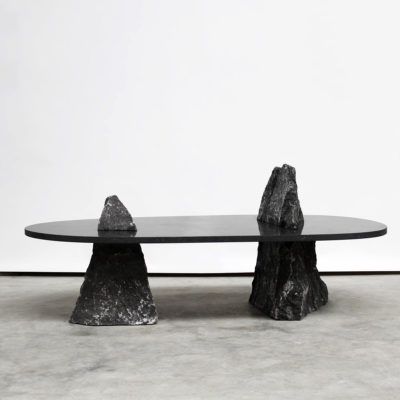 Fragments Double Mountain Coffee Table