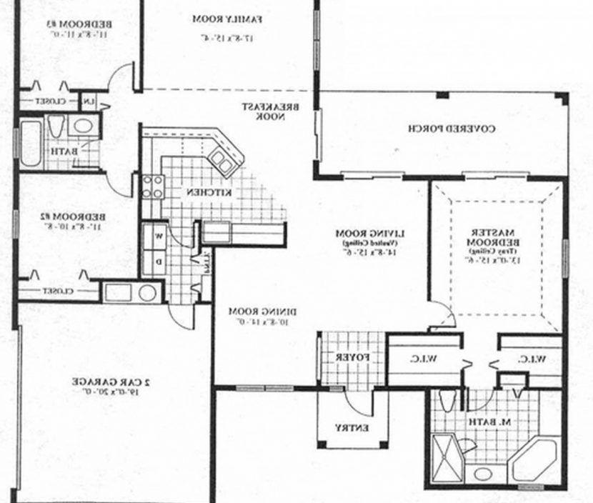 Image Result For L Shaped House On Rectangular Plot House Floor Plans Home Design Floor Plans Floor Plan Design