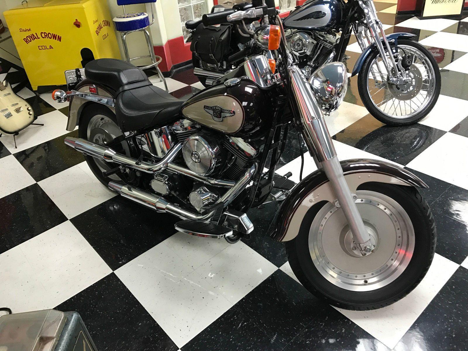 Details about 1998 Harley-Davidson FATBOY | Harley_!!