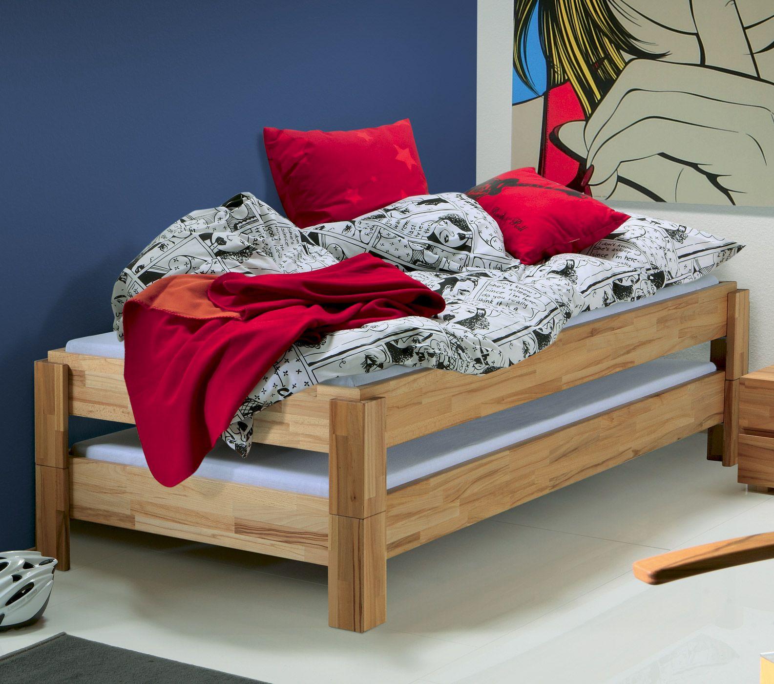 "Stapelliege ""Elliot"" Stapelbett, Bett modern und Bett"