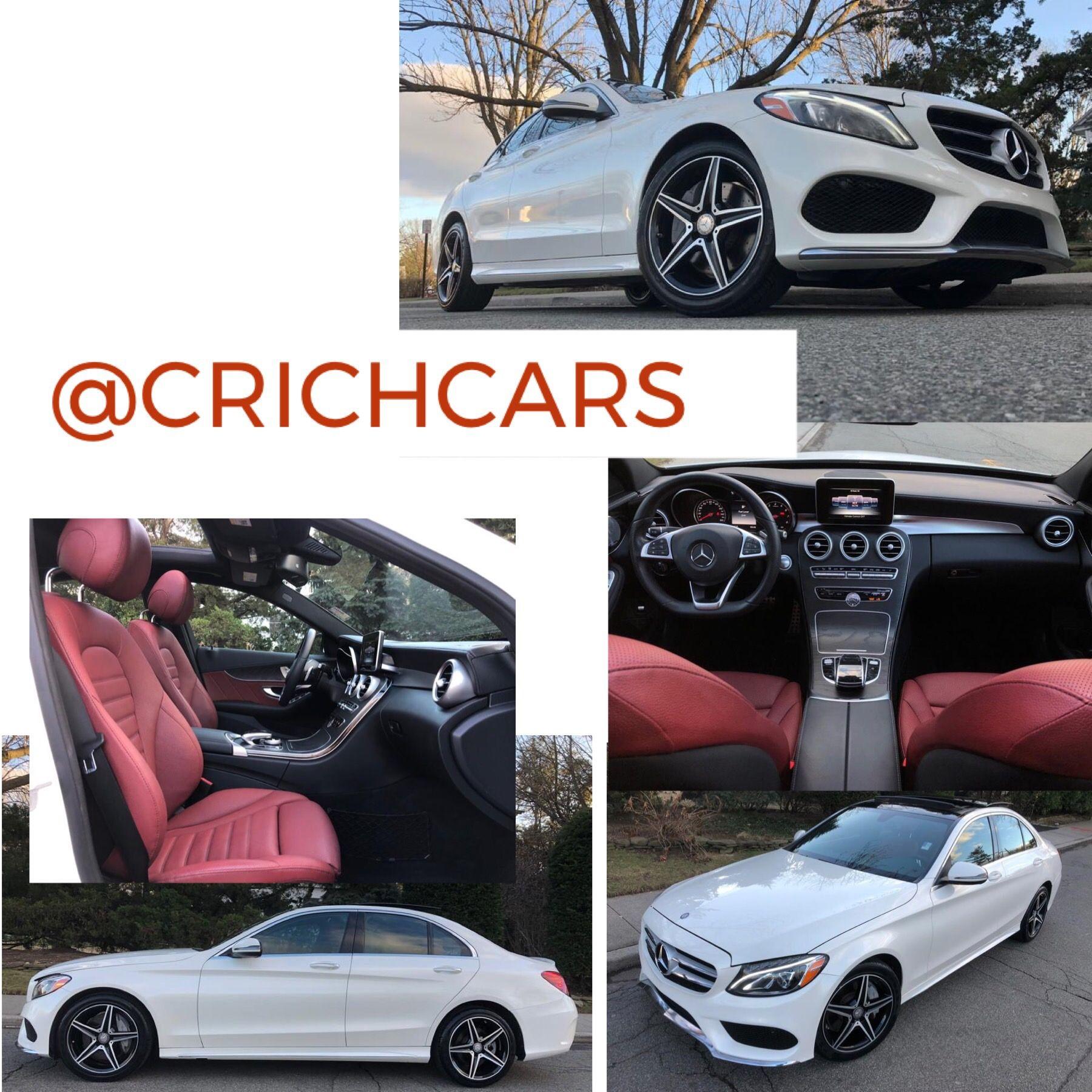 2016 Mercedes-Benz C-Class 4dr Sdn C300 Sport 4MATIC 22K