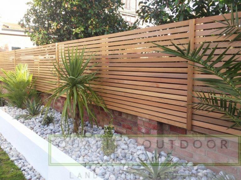 Composite Decking Small Garden