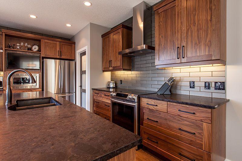 Black Walnut | For the Home | Pinterest | Kitchen photos, Kitchens ...