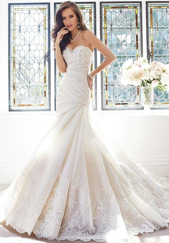 Sophia Tolli Y21439 Muriel Wedding Dress