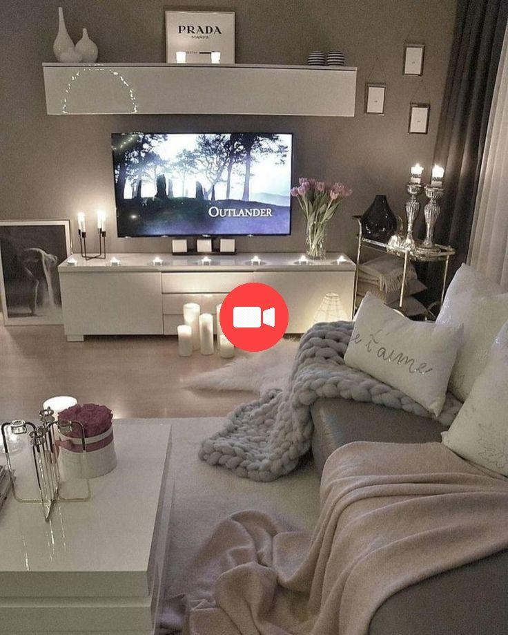 Photo of ⭐️ Erstaunliches kleines Apartment Wohnzimmer 17 #wohnzimmerideen #wohnzimme…
