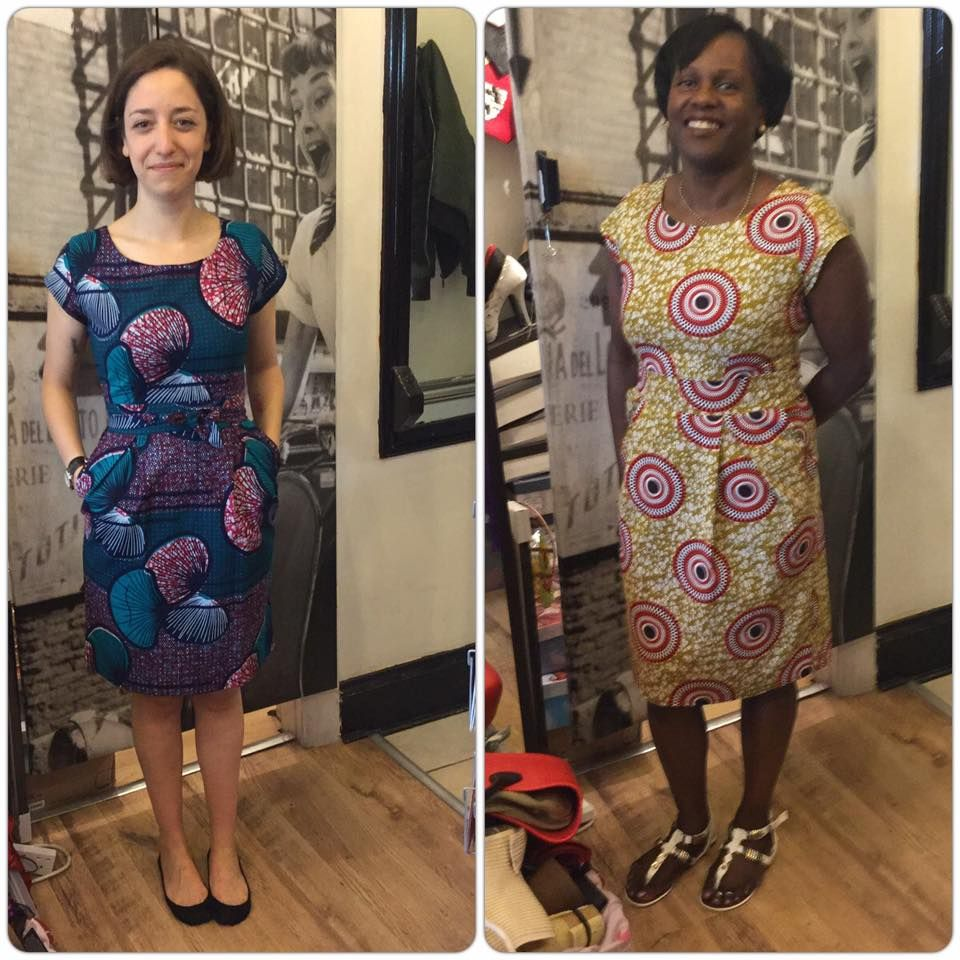 Happy customers looking amazing in Beautiful African dress styles ...