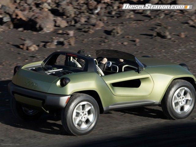 Jeep Renegade Concept Pictures Ingenieria Automotriz Autos Ingenieria