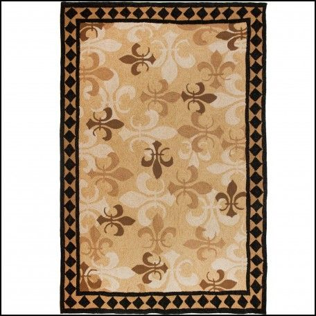 Fleur De Lis Kitchen Rug | Home design ideas