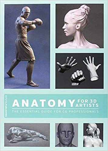 Anatomy for 3D Artists: The Essential Guide for CG ...
