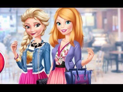 باربي في بيت الاحلام مع ملكة الثلج فروزن العاب بنات تلبيس ومكياج باربي 2016 Princess Zelda Disney Princess Disney Characters