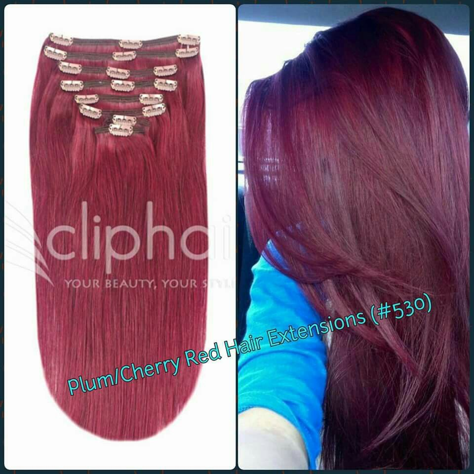 Get that look cherry red extensions 530 human hair extensions get that look cherry red extensions 530 human hair extensions pmusecretfo Image collections