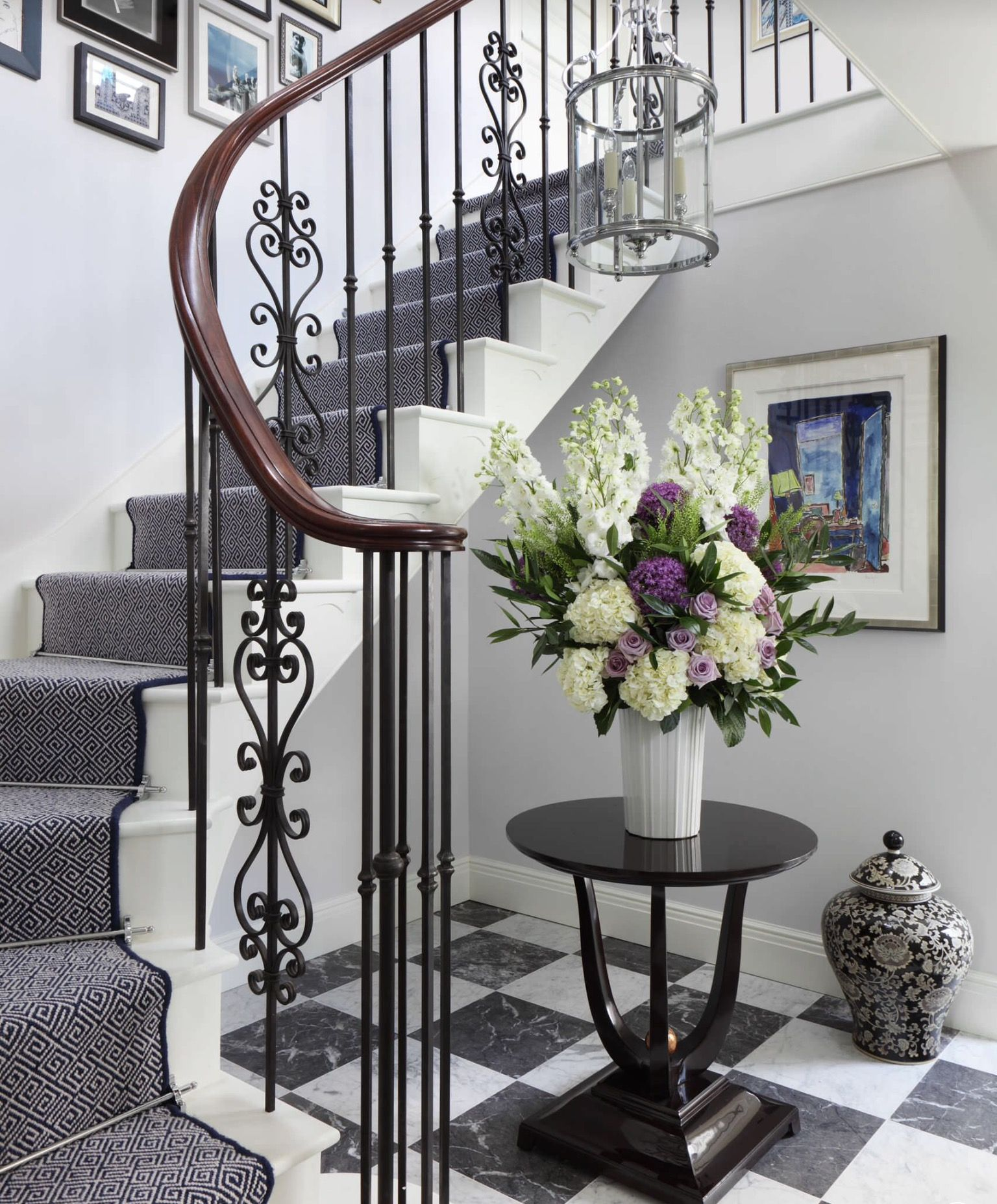 20 Excellent Traditional Staircases Design Ideas: Pin By Evelyn Yoanita On Stairs
