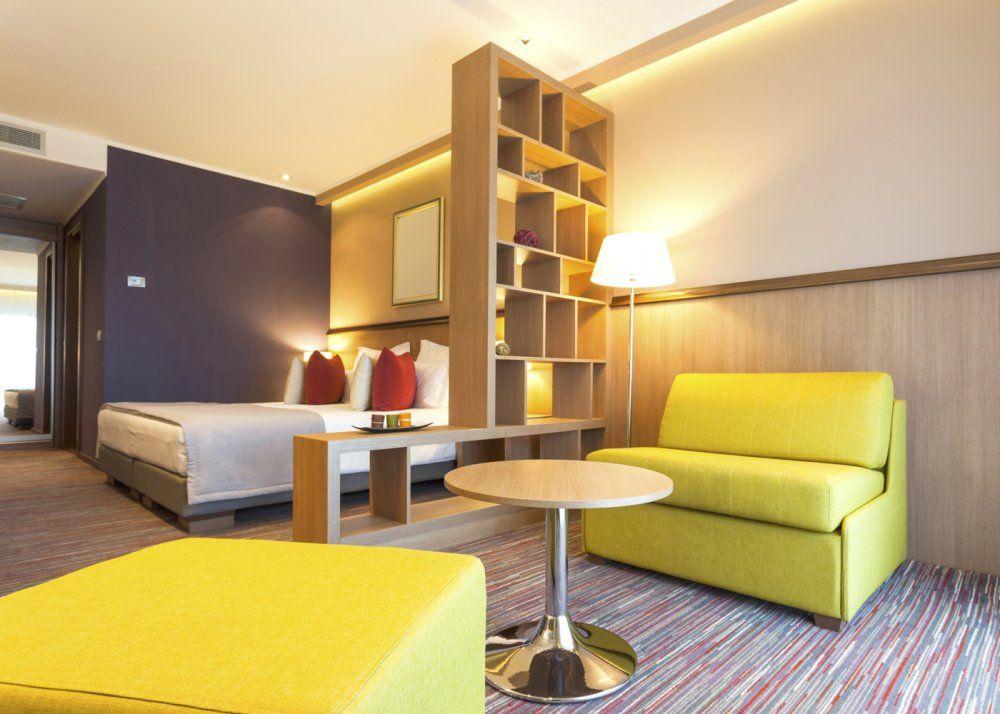 Arredare un monolocale salone e camera 2 in 1 20 idee for Appartamenti decor