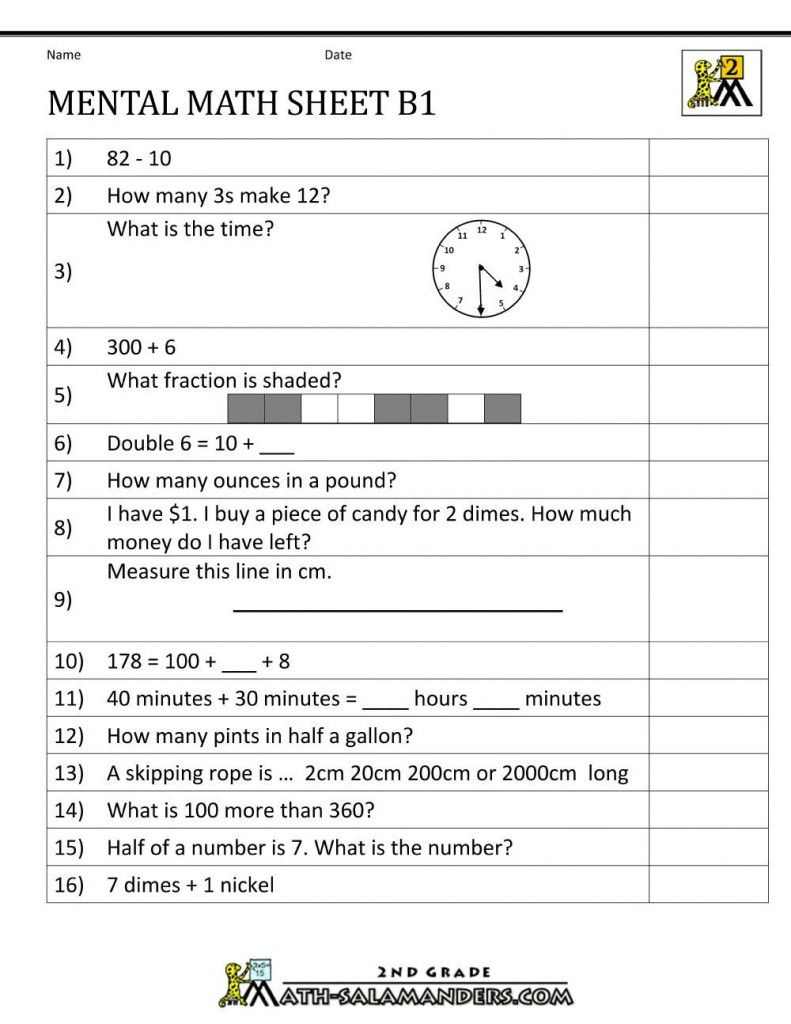 Worksheets Everyday Math Problems Harder 2021 In 2021 Everyday Math Math Practice Worksheets Math Worksheets