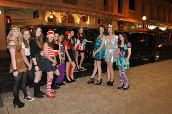 Birthday Party Limos Perth - Gallery - Fantasy Hummer Limousines