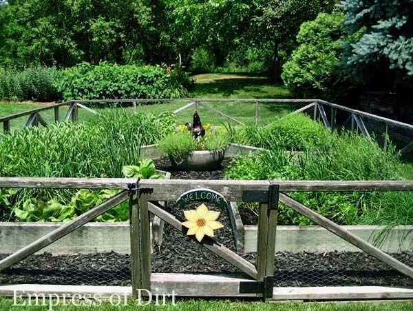 Creative Garden Gate Idea Gallery Garden gate, Garden art and Gardens