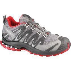 Buy Cheap  XA Pro 3D Ultra 2 Trail Running Shoe-Womens Aluminum/Autobahn, 6.5