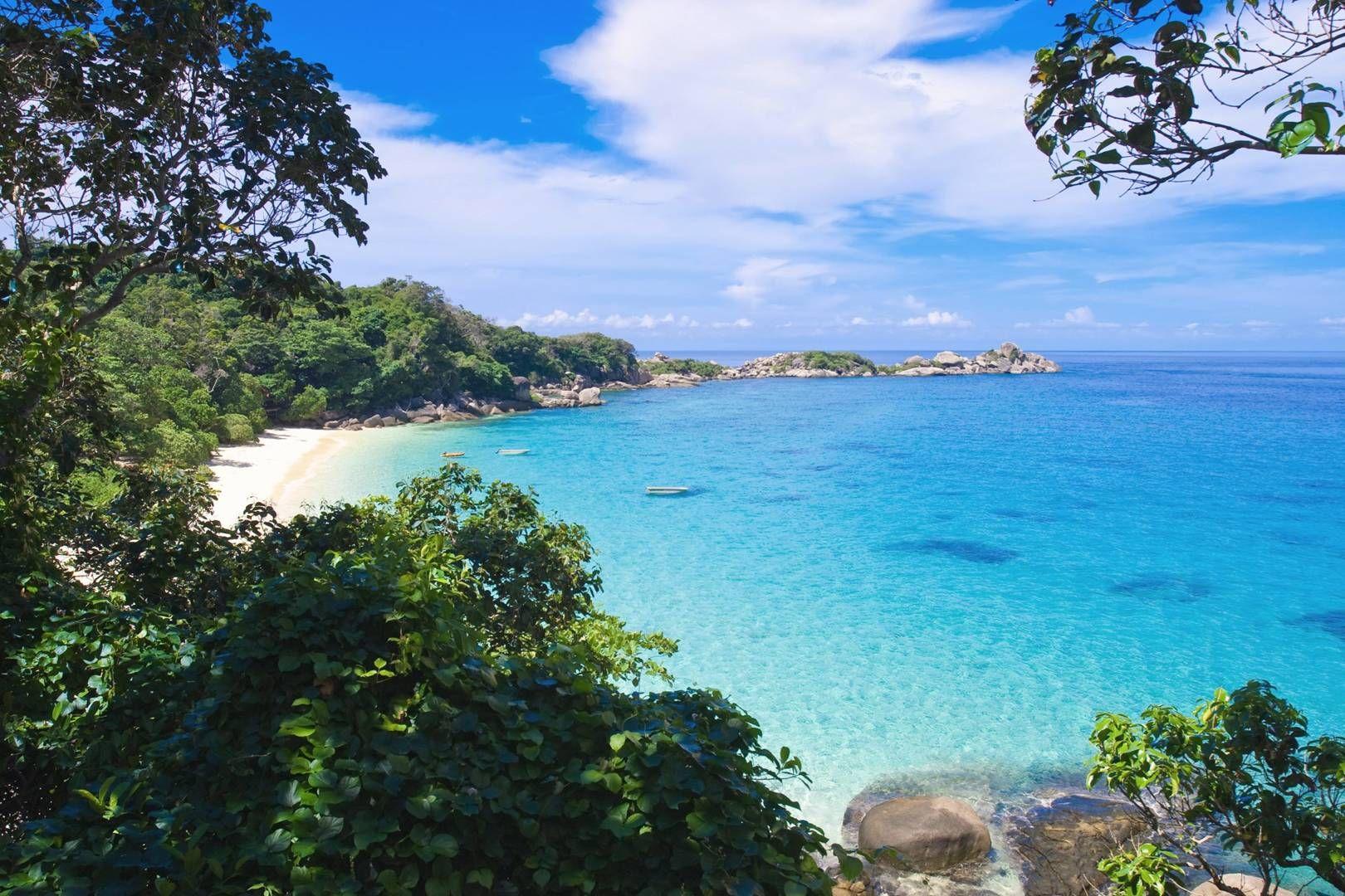 Koh Lanta Yai Island, Thailand in 2020 Koh lanta