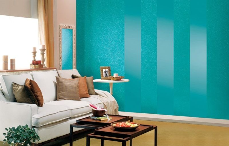 Two Colour Combination For Living Room Living Room Wall Designs Living Room Paint Living Room Wall Color