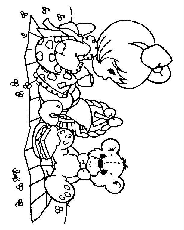 precious moments teddy bear coloring pages - precious moments coloring pages bing images coloring