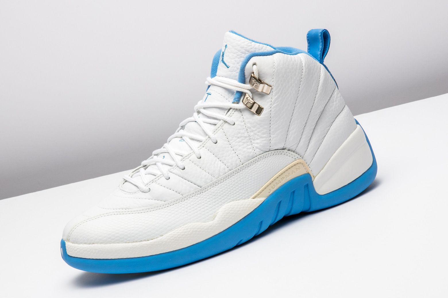 reputable site e2c32 200ea Seen during Carmelo Anthony s days in Denver, the Air Jordan 12 Retro