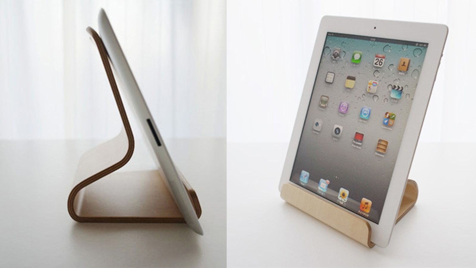 It May Be Called The U0027Desktop Chair,u0027 But This IPad Stand Would Look Great  In A Kitchen