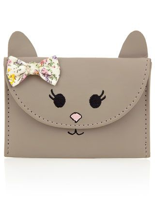 Katie Cat Travelcard | Multi | Accessorize