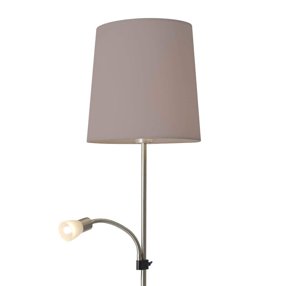 Moderne Stehlampe Lara Von Naeve Leuchten Grau Led Leselampe