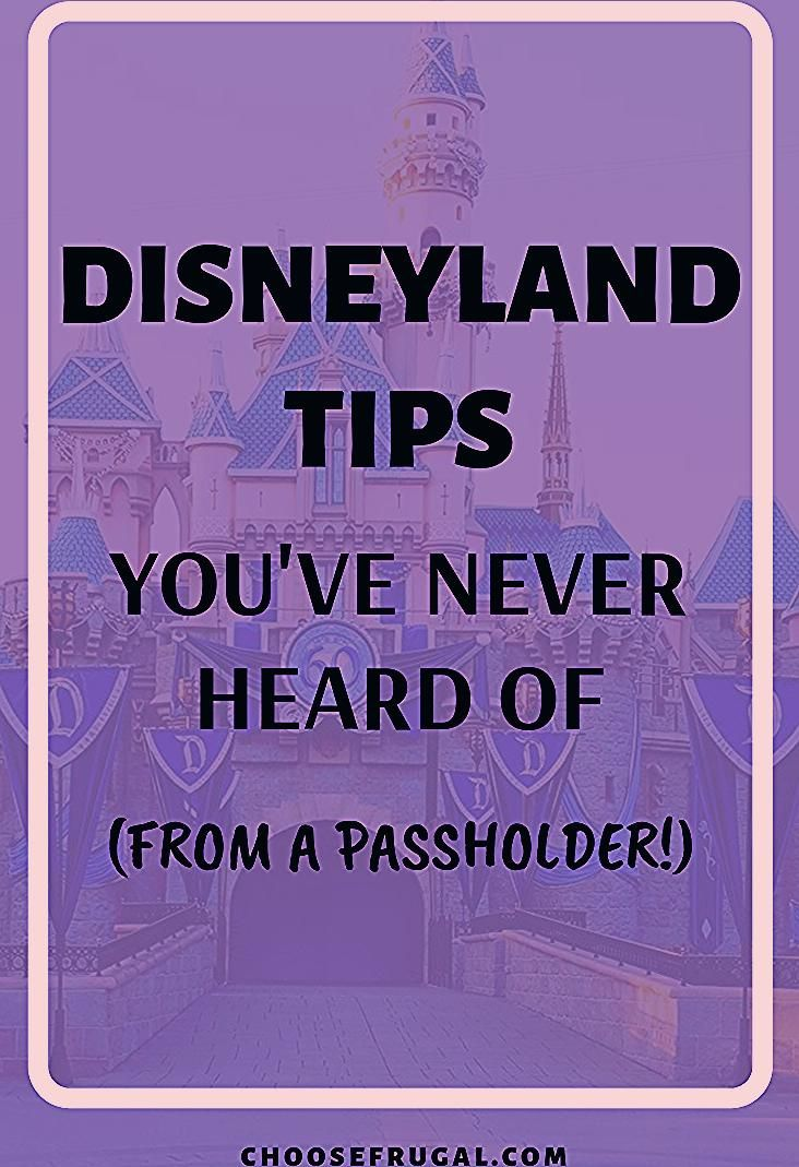 Photo of Not Your Average Disneyland Tips 2020 From A Passholder