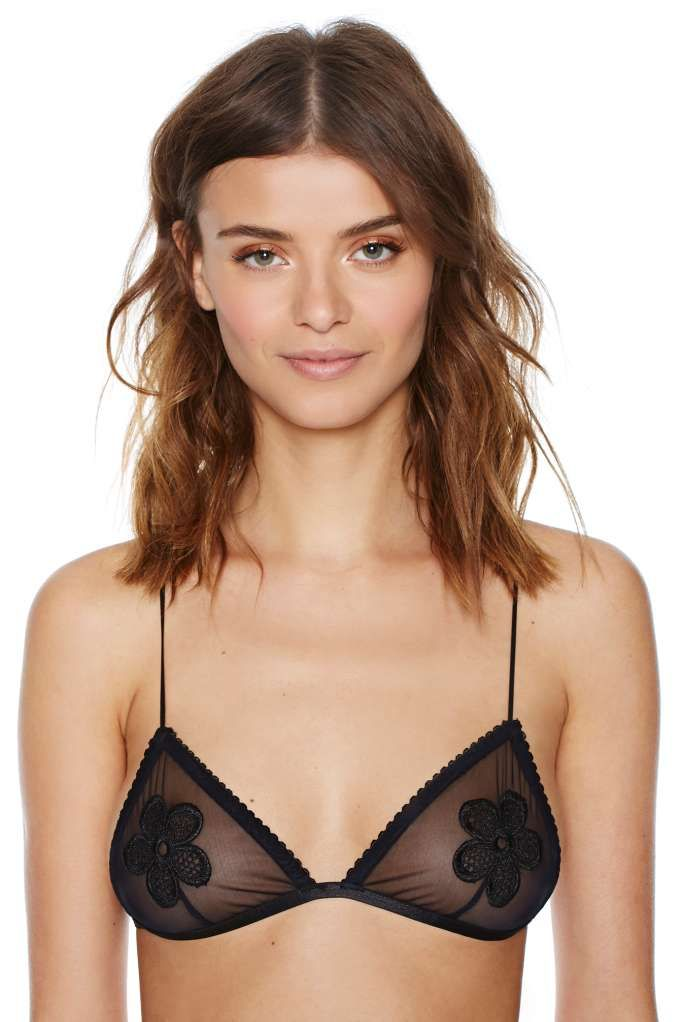 79b34e87af3eb Nasty Gal Nip It in the Bud Bra