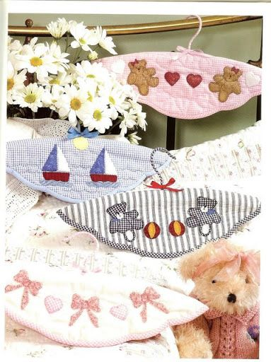 Coathangers Fabric Covered Hangers Hanger Crafts Covered Coat