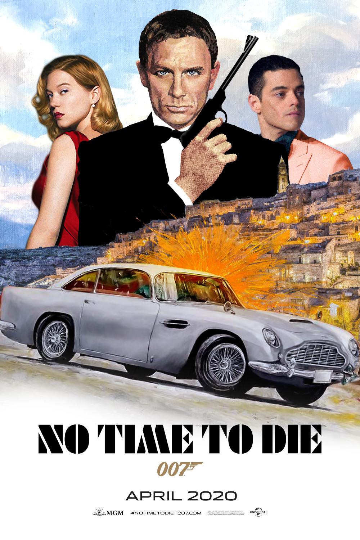 No Time To Die Fan Arts Page 30 Mi6 Community James Bond Movie Posters James Bond Movies Bond Movies