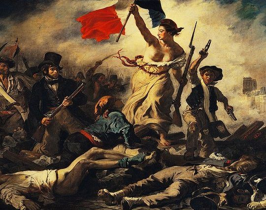 Marianne The National Symbol Of France Or Working Class Harlot