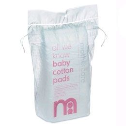 Mothercare Large Cotton Wool Pads Cotton Pads Cotton Baby