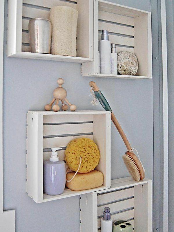 regale selber zusammenstellen badezimmer   Shelves made by elves ...