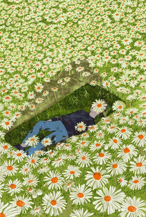 Blog 171 Illustration Friday On We Heart It Aesthetic Art