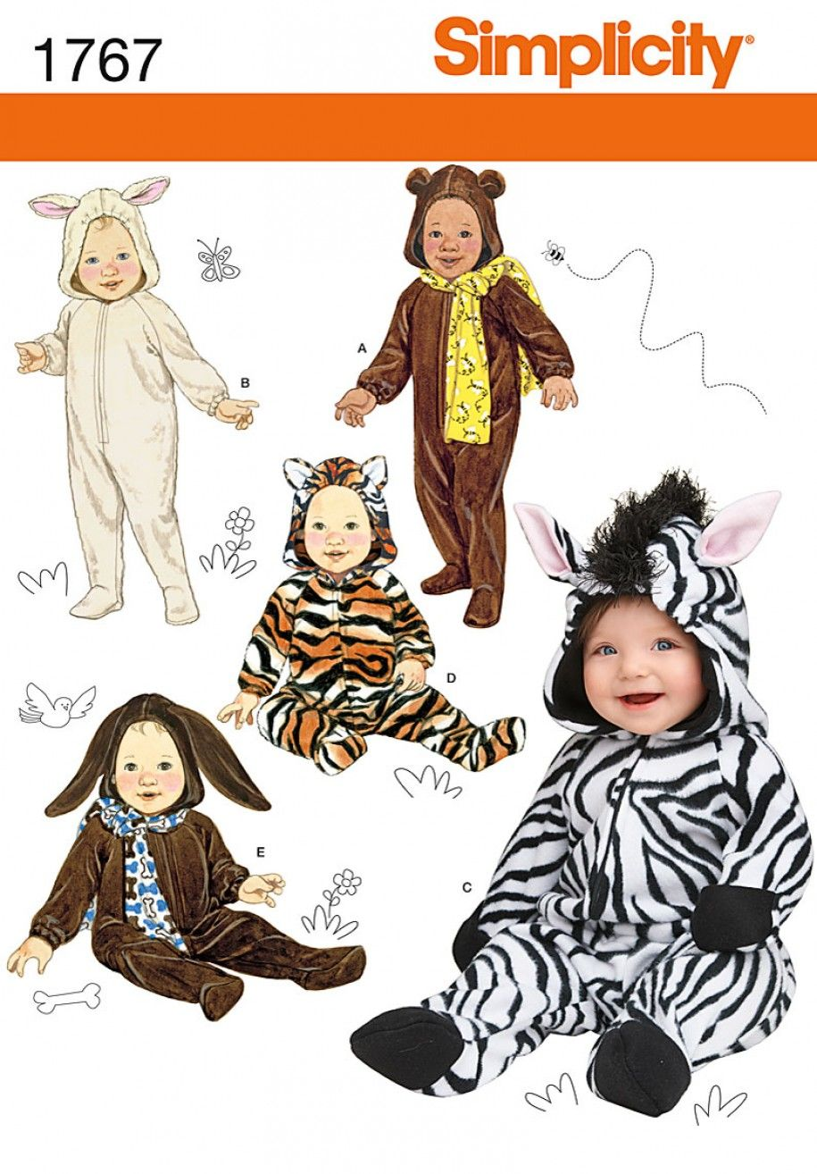 Baby Costume Patterns Awesome Design Ideas