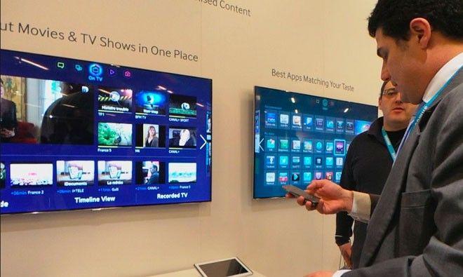 Acusan a las SmartTV de Samsung de recolectar datos sin autorización de sus dueños