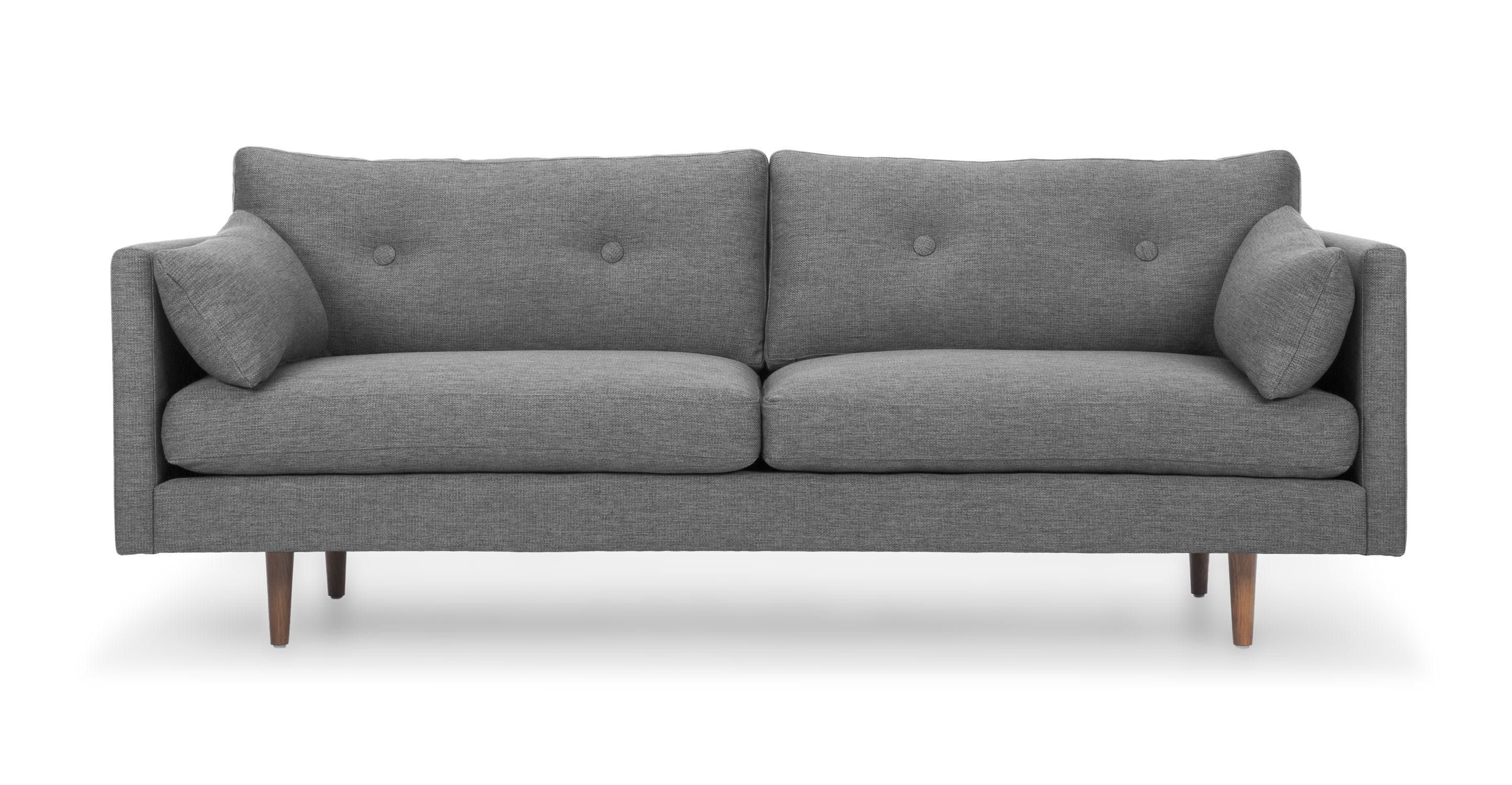 We Saw Sat Reviewed The Most Comfortable Sofas At Article Apartment Therapy Sofa Squad